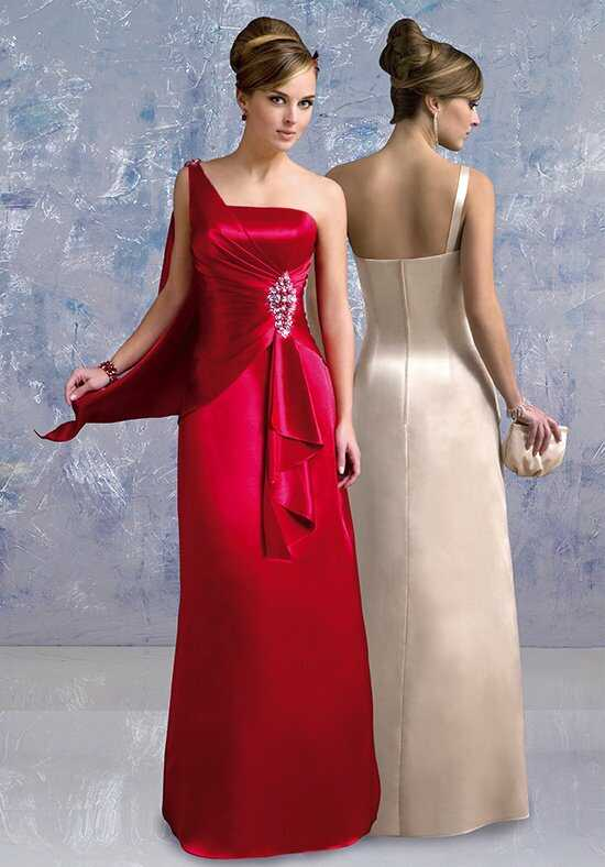 1 Wedding by Mary's Modern Maids M1305 Bridesmaid Dress