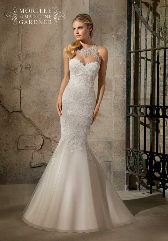 Morilee by Madeline Gardner 2723 Mermaid Wedding Dress