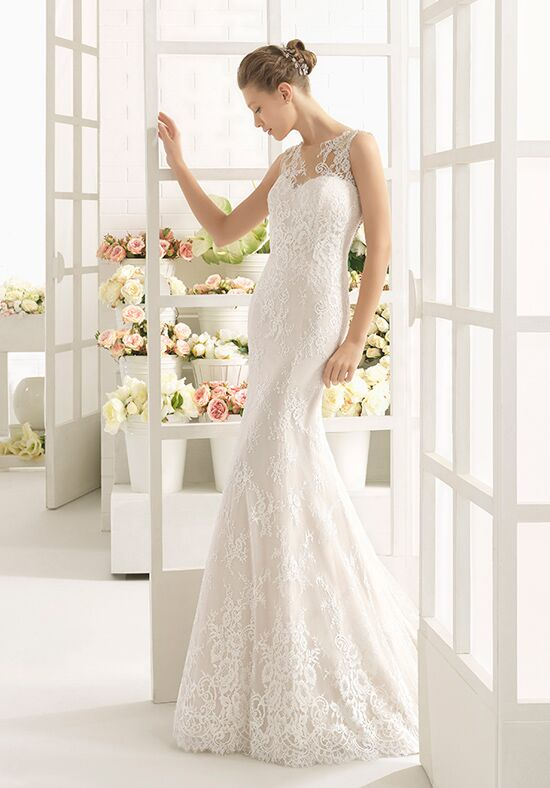 Aire Barcelona Cabala A-Line Wedding Dress