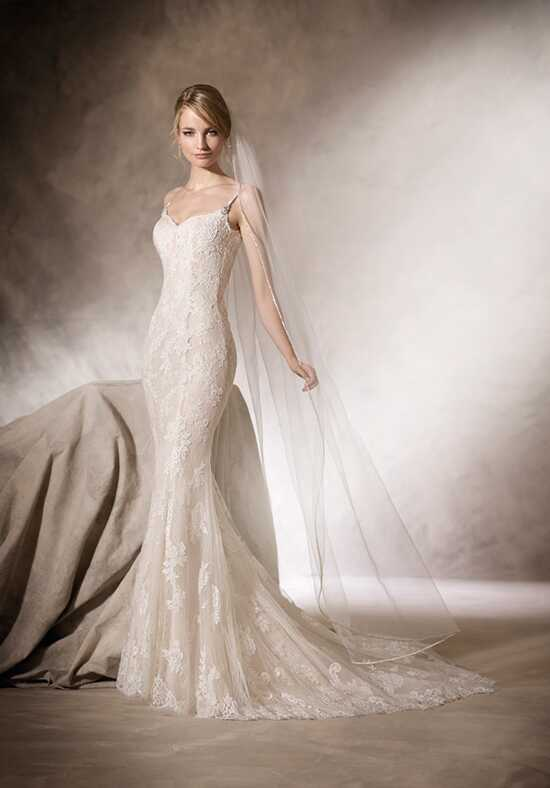 LA SPOSA HILDE Mermaid Wedding Dress