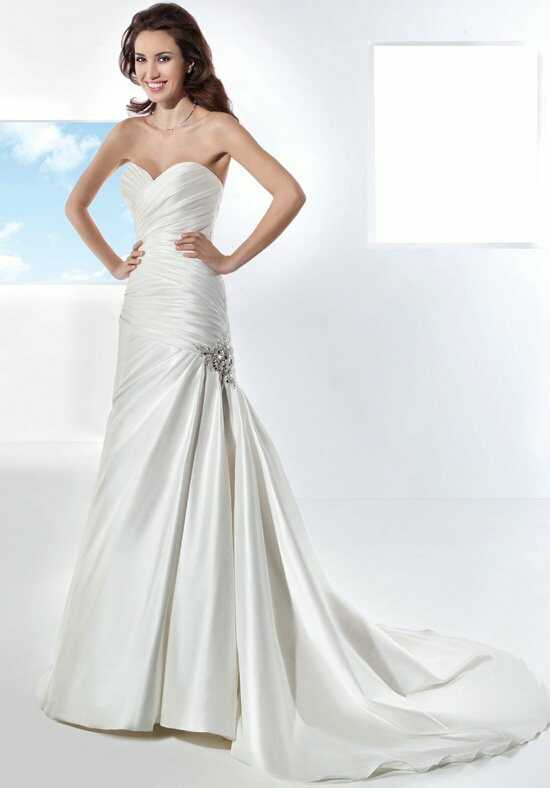Demetrios 3209 Mermaid Wedding Dress