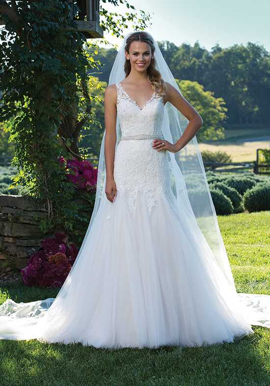Sincerity Bridal 3978 Mermaid Wedding Dress