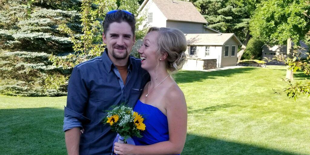 brittany larson and nicholas prathers wedding website