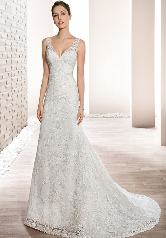 Demetrios 716 A-Line Wedding Dress