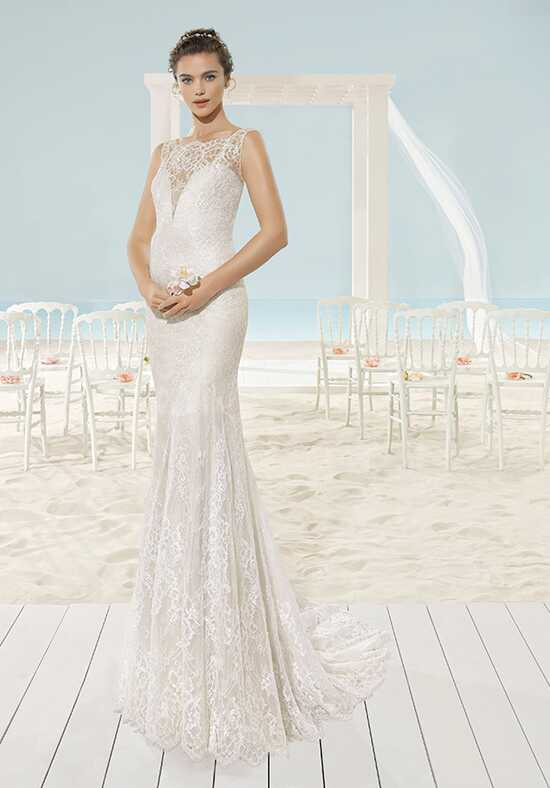 Aire Beach Wedding Xylon Mermaid Wedding Dress