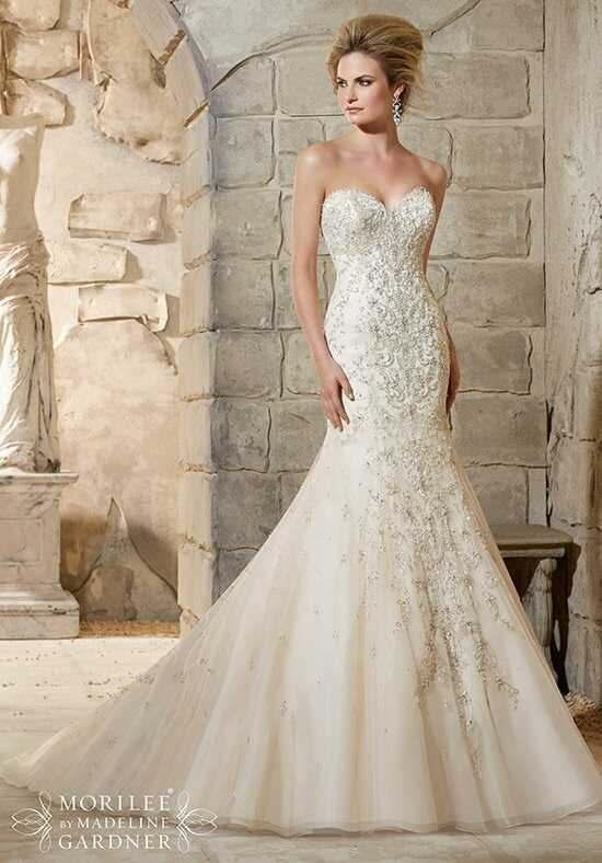 Morilee by Madeline Gardner 2790 Mermaid Wedding Dress