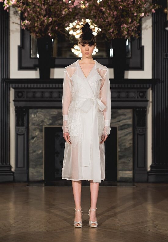Ines Di Santo Hailey Sheath Wedding Dress