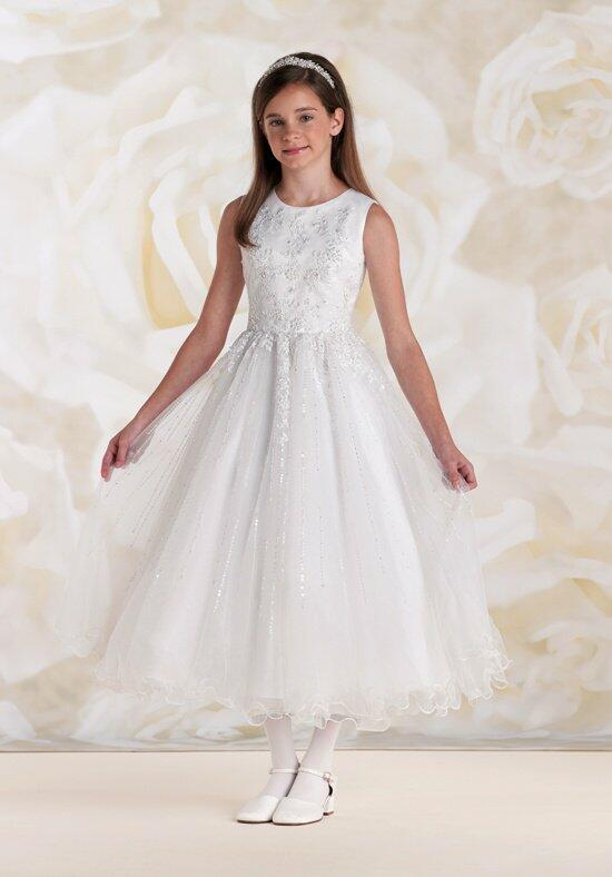 Joan Calabrese by Mon Cheri 115308 Flower Girl Dress photo