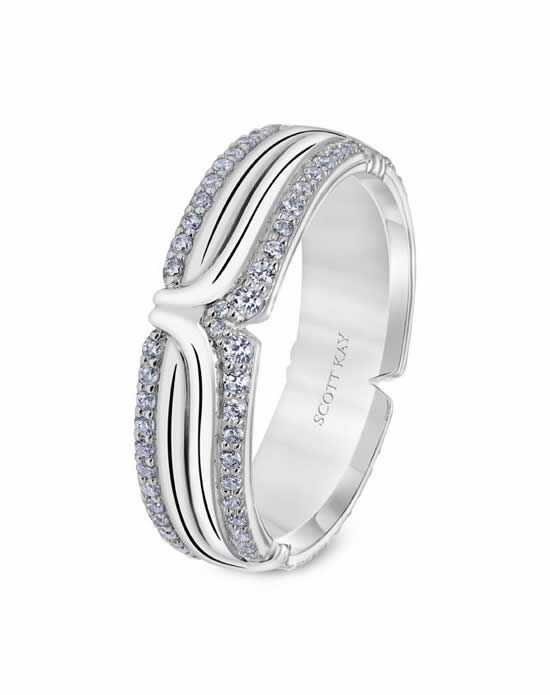 Scott Kay 22-SK5623W-G.00 Platinum Wedding Ring