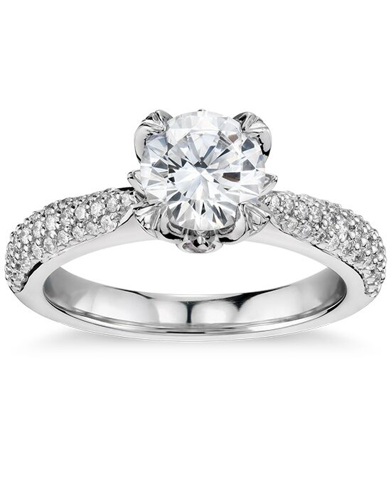 Monique Lhuillier Fine Jewelry Engagement Rings