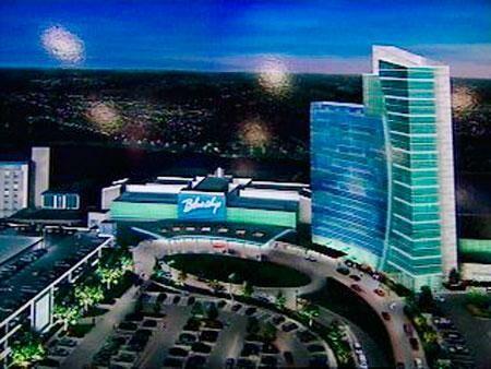 Blue chip hotel and casino michigan city indiana