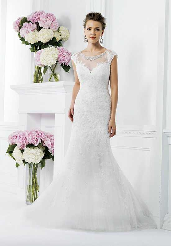 Jasmine Collection F161009 Mermaid Wedding Dress