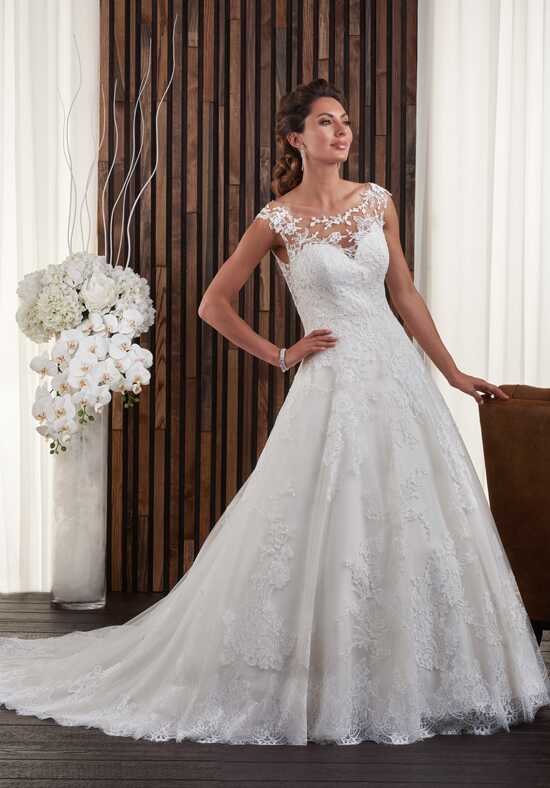 Bonny Bridal 709 Ball Gown Wedding Dress