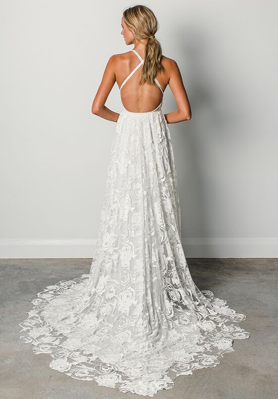 Grace loves lace megan wedding dress the knot for Grace and lace wedding dresses