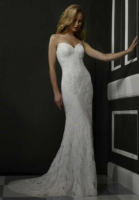 Robert Bullock Bride Joy Mermaid Wedding Dress