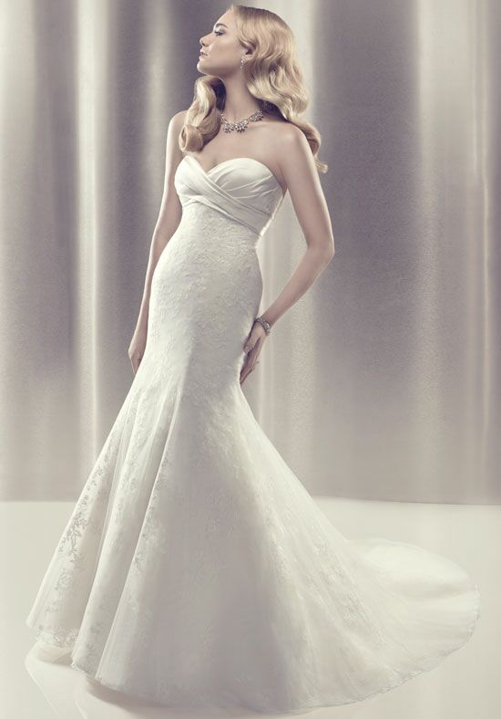 Amaré Couture by Crystal Richard B083 Mermaid Wedding Dress
