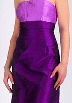 Elizabeth St. John Social Shannon Strapless Bridesmaid Dress