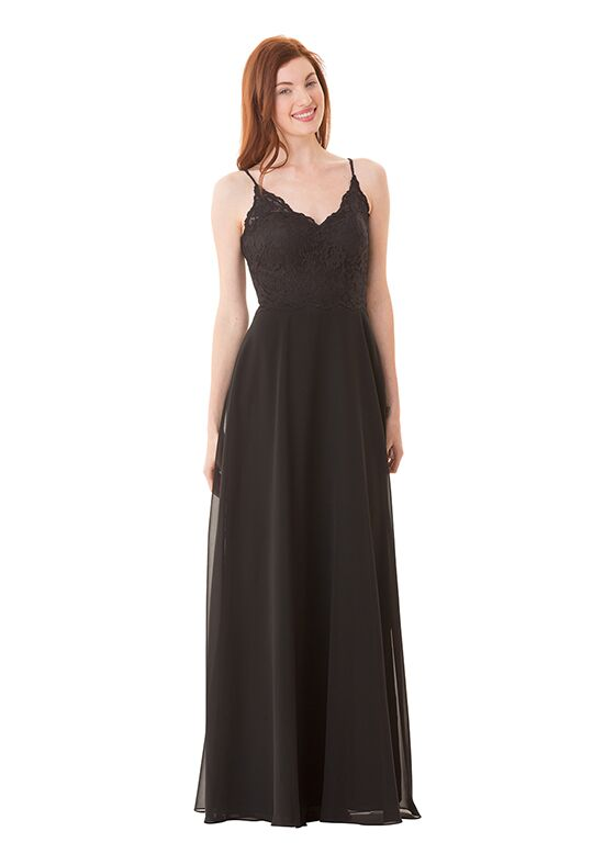Bari Jay Bridesmaids 1664 V-Neck Bridesmaid Dress