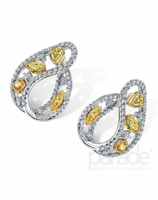 Parade Designs HE3287 from the Reverie Collection Wedding Earring photo
