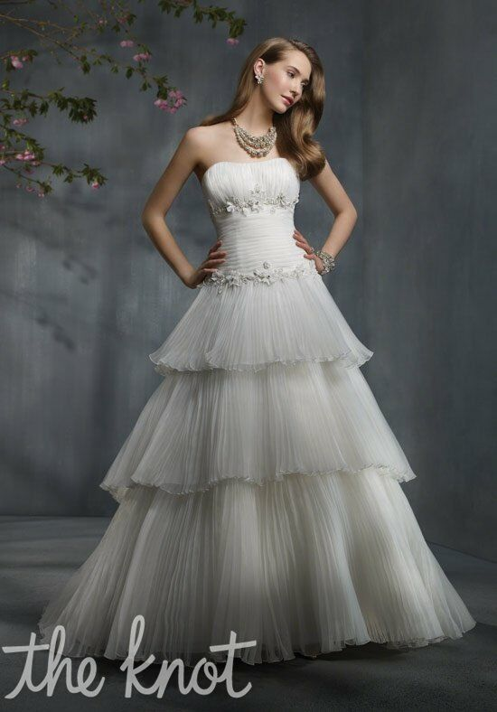 Alfred Angelo Signature Bridal Collection 2307 Ball Gown Wedding Dress