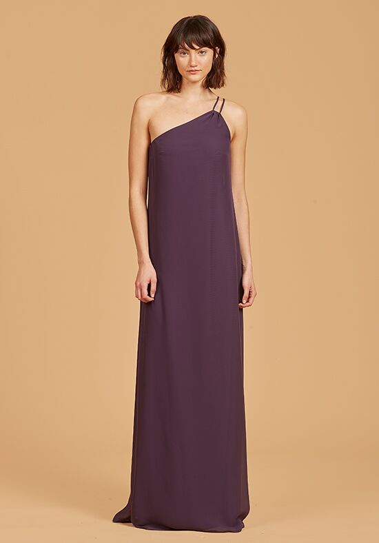 Nouvelle Amsale Bridesmaids Hadley One Shoulder Bridesmaid Dress