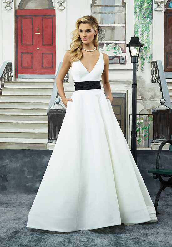 Justin Alexander 8946 A-Line Wedding Dress