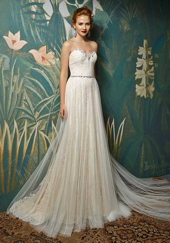 Blue by Enzoani Jemma A-Line Wedding Dress