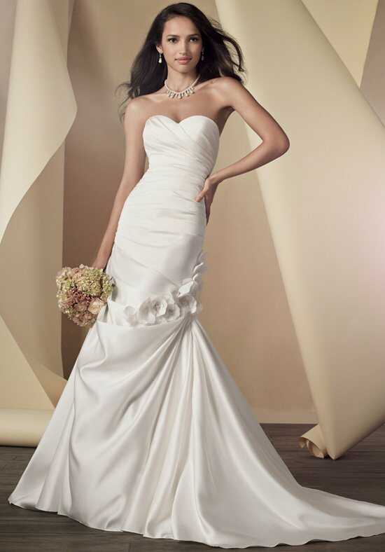 Alfred Angelo Signature Bridal Collection 2444 Mermaid Wedding Dress