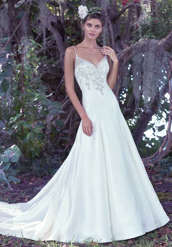 Maggie Sottero Kimberly A-Line Wedding Dress