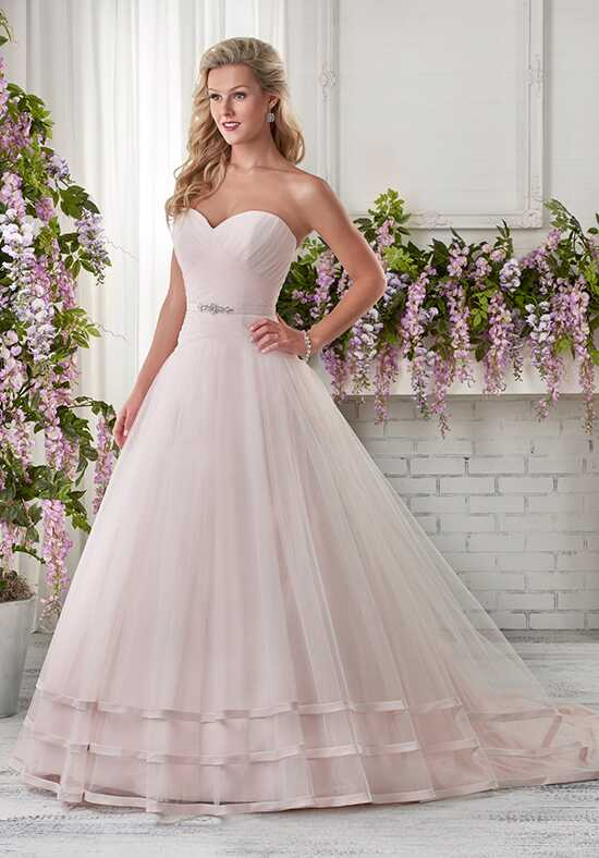 Bonny Bridal 610 Wedding Dress photo