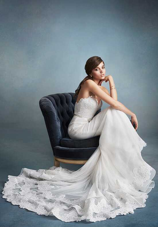 Tara Keely 2601 Mermaid Wedding Dress