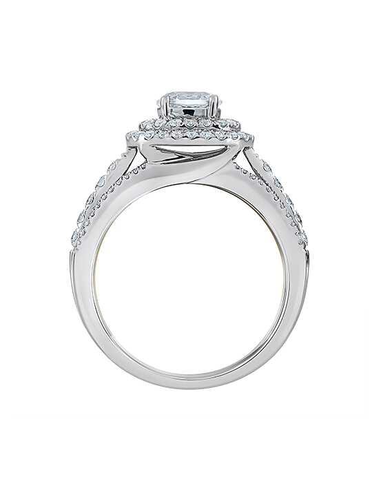 helzberg diamonds 2146012 engagement ring the knot