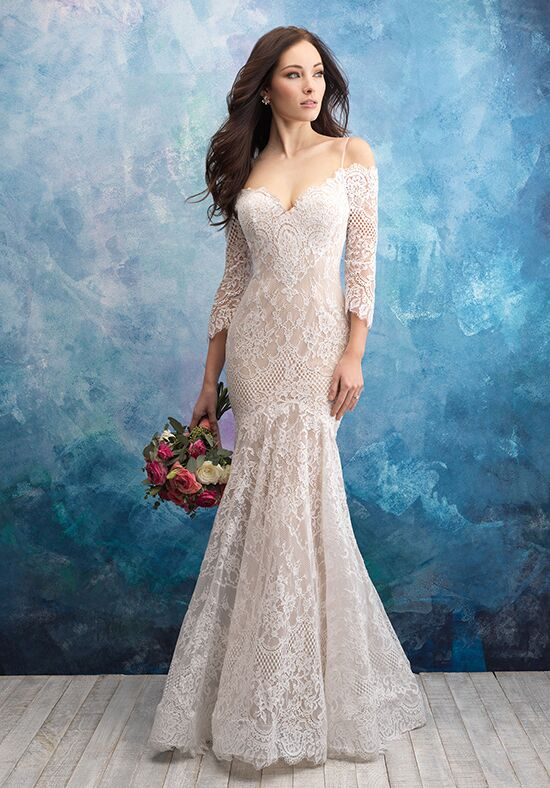 Allure Bridals 9551 Mermaid Wedding Dress
