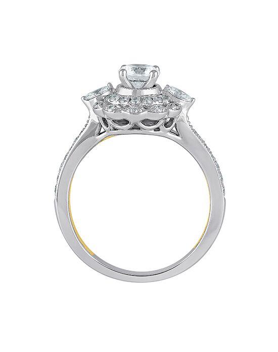 helzberg diamonds 2145970 engagement ring the knot