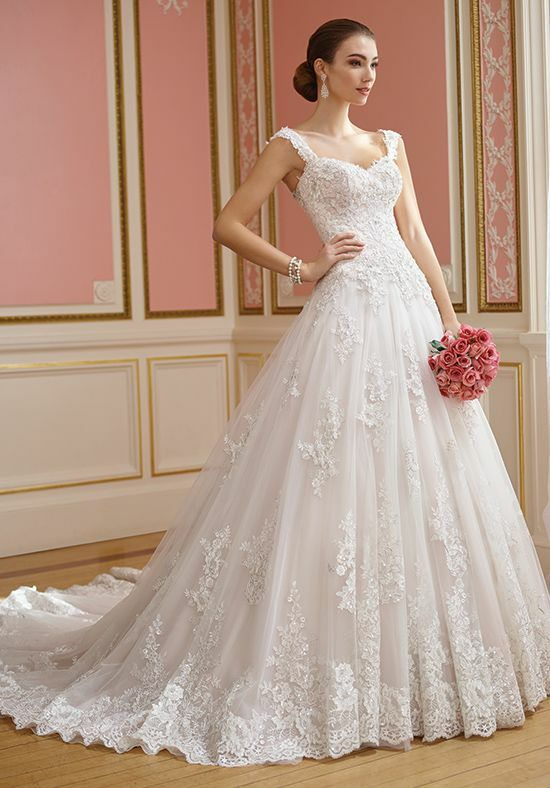 Martin Thornburg a Mon Cheri Collection 217210 Nellie Ball Gown Wedding Dress