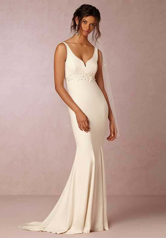 BHLDN Abigail Gown Mermaid Wedding Dress