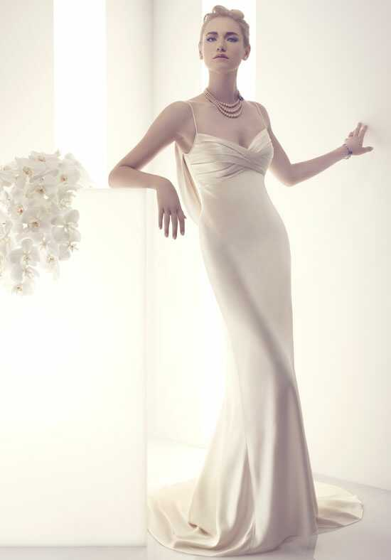 Amaré Couture by Crystal Richard B076 Sheath Wedding Dress