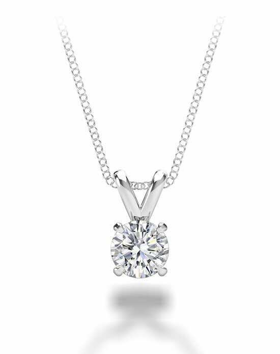Forevermark Diamonds SOLITAIRE PENDANT/CLRD4PPT-1 Wedding Necklace photo