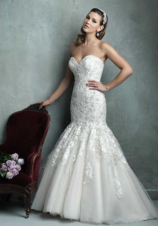 Allure Couture C331 Mermaid Wedding Dress