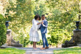 Aundré Leah Cuffy And Smith Wedding