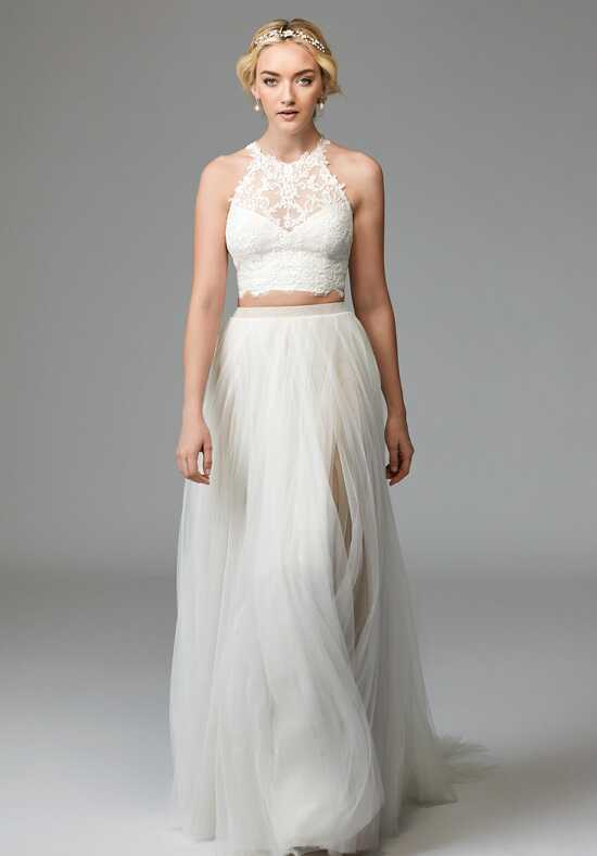 Willowby by Watters Peyton Top 57125/Annalise Skirt 57826 Wedding Dress photo