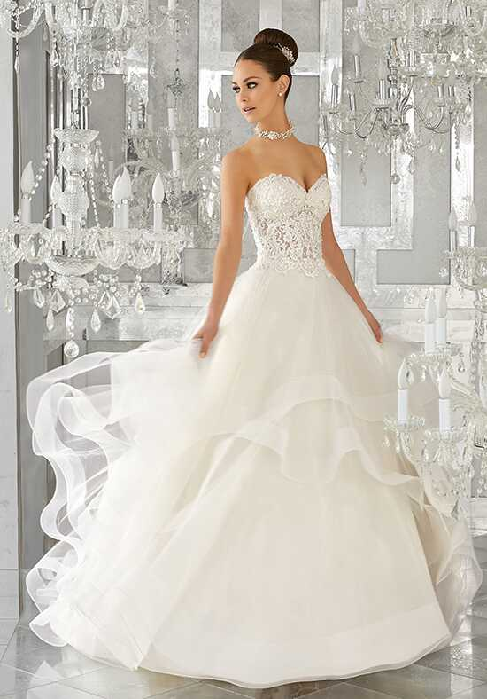 Morilee by Madeline Gardner/Blu Mindy | Style 5570 Ball Gown Wedding Dress