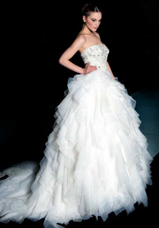 Stephen Yearick KSY64 Ball Gown Wedding Dress