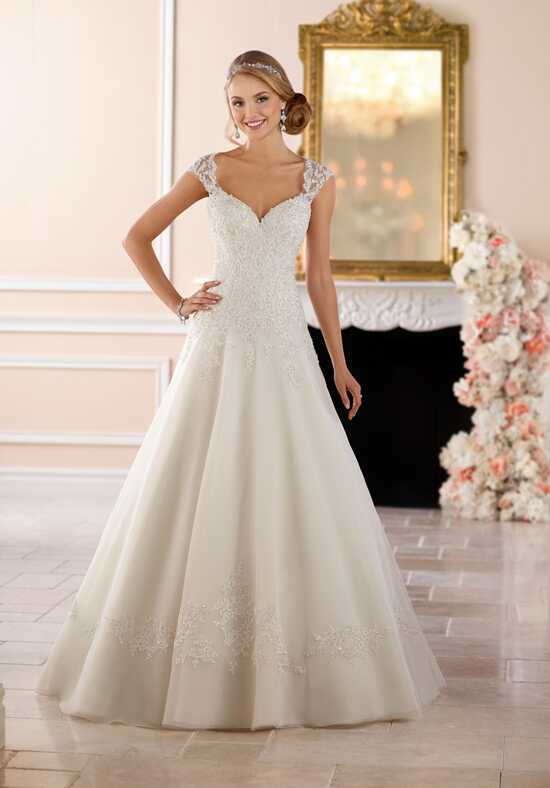 Stella York 6439 A-Line Wedding Dress