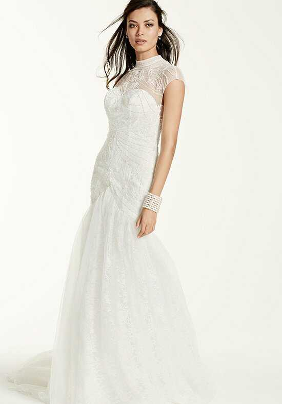 David's Bridal Galina Signature Style SWG678 Wedding Dress photo