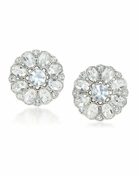 Carolee Jewelry CLC00029S100 Wedding Earring photo