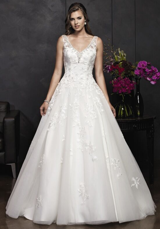 Kenneth winston 15362 wedding dress the knot for How do you preserve a wedding dress