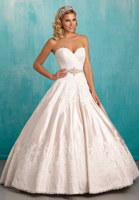 Allure Bridals 9303 Ball Gown Wedding Dress