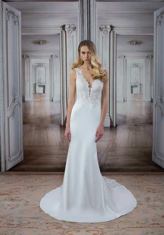 LOVE by Pnina Tornai for Kleinfeld 14497 Mermaid Wedding Dress