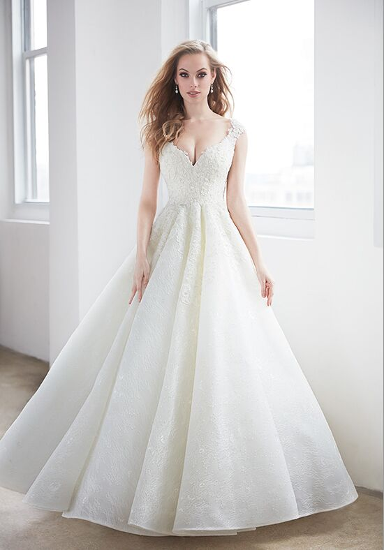 Madison James MJ369 Ball Gown Wedding Dress